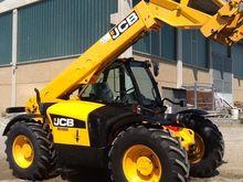 2005 540-70 agri JCB Farm Teles