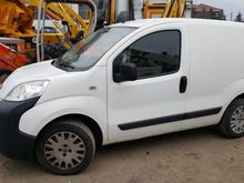 2010 Fiat FIORINO Van