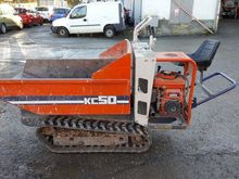 1993 Kubota KC 50 Power Barrow