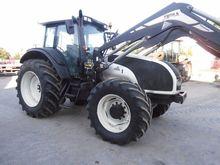 2012 Valtra T131H Farm Tractor