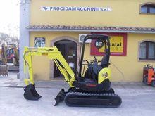 2007 Yanmar ViO 20.3 Mini Excav