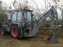 1995 Benati 1600 DT Articulated