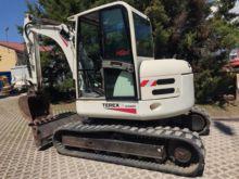2002 Terex HR32 Mini Excavator