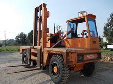 Sicas 40q Diesel Forklift Truck
