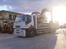 2005 Iveco 260S35 Flatbed Truck