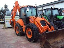 2003 Fiat Kobelco FB200.2 Rigid