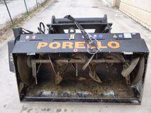 2014 Porello EC 50/60 Mixer Buc