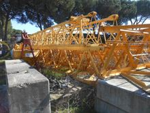 2005 Potain MC 58 Tower Crane