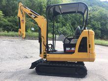 2009 Caterpillar 301.6C Mini Ex