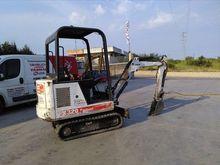 Bobcat 320 Mini Excavator