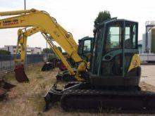 2010 Yanmar VIO 75 Mini Excavat