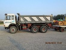 1989 Fiat Iveco 330 / 30 Dump T