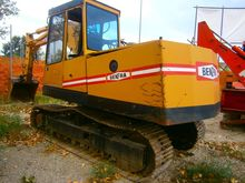 Benfra Crawler Excavator