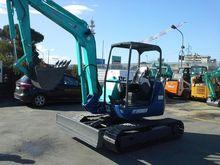 2002 40NX IHIMER Mini Excavator