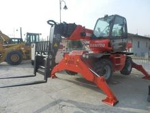 Used 2016 Manitou mr