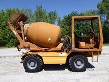 1989 Dieci L3500 Concrete Mixer