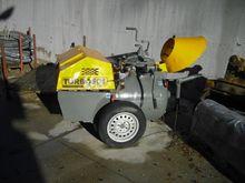 2001 Turbosol TM 250 Mortar Mix