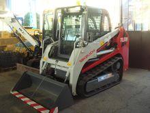 2016 Takeuchi TL230 Compact Tra