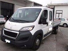2015 Peugeot Boxer Tipper Truck