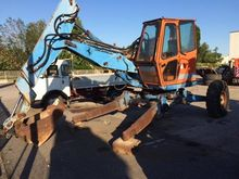 1988 Kamo 3 X Walking Excavator