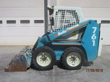 2001 Foredil 761-1 Skid Steer L