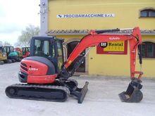Used 2010 Kubota U55