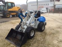 2008 Multione Agrione A700 Skid