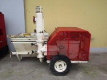 Mondial BI-D Plastering Machine
