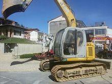 2005 Kobelco SK 135 Crawler Exc