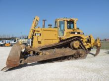 1992 Caterpillar D8N Dozer