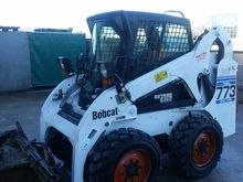 2001 Bobcat 773 HF Skid Steer L