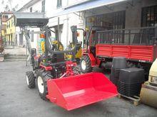 2017 Yanmar 16 Garden Tractor