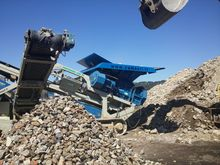 2009 Cams 100.32 Mobile Crusher
