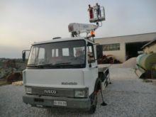 2003 Fiat Iveco 65 Bucket Truck
