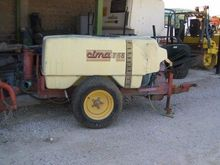 1993 Cima T55 Orchard Sprayer