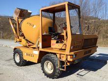 1986 Dieci L3500 Concrete Mixer