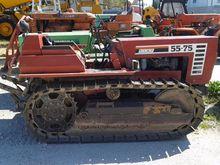 1992 Fiat 55 75 Farm Track Trac