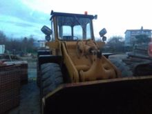 1979 Hanomag 55 C Wheel Loader