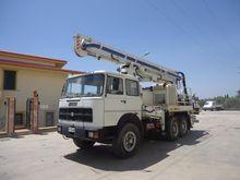 Fiat 697 Truck Mixer Pump