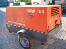 2004 Mattei DRW 756 Compressor
