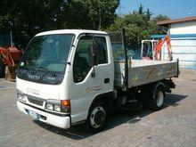 2005 Isuzu K35.04 Tipper Truck