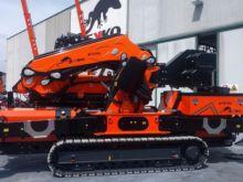2017 Jekko JF545 Crawler Crane
