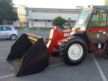 Used 1998 Manitou MV