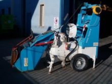 2004 Mondial MT 89/P Mortar Mix