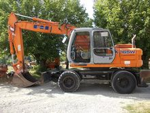 2000 Fiat Hitachi 165T Wheel Ex