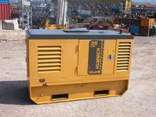 2008 Elcos GE 35 Power Generato