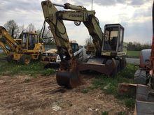 1991 Hydromac HG85 Wheel Excava