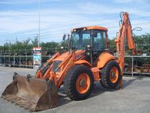 2003 Fiat Kobelco Rigid Backhoe