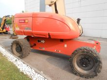 2008 860SJ JLG Bucket Truck