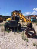 Gallmac MwM 60 Wheel Excavator